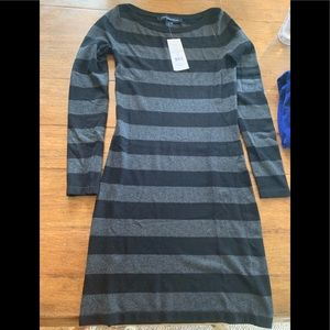 NWT:  French Connection sweater dress